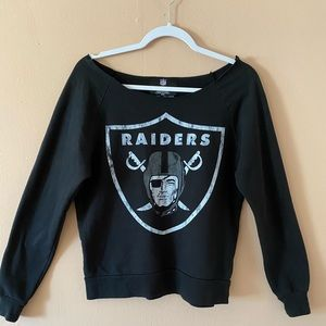 Raiders Long-sleeve (thick quality material)